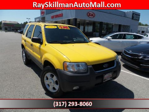 Used Ford Escape XLT POPULAR