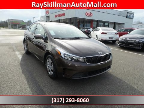 New Kia Forte 4DR SDN LX AT