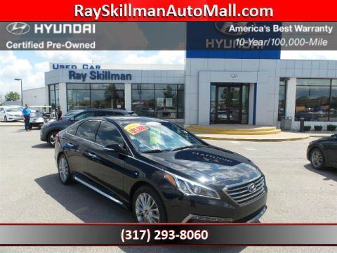 Certified Used Hyundai Sonata 2.4L LIMITED