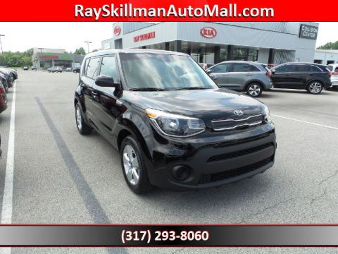 New Kia Soul 5DR WGN BASE MT