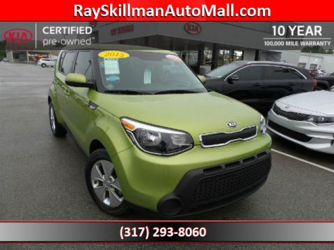 Certified Used Kia Soul BASE