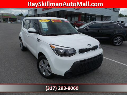 Certified Used Kia Soul 5DR WGN BASE AT