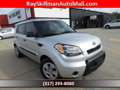 Used Kia Soul 5DR WGN BASE MT