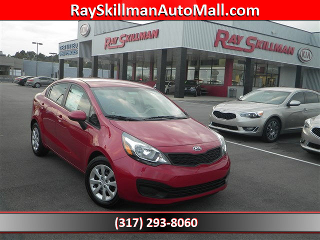 New Kia Rio 4DR SDN LX AT