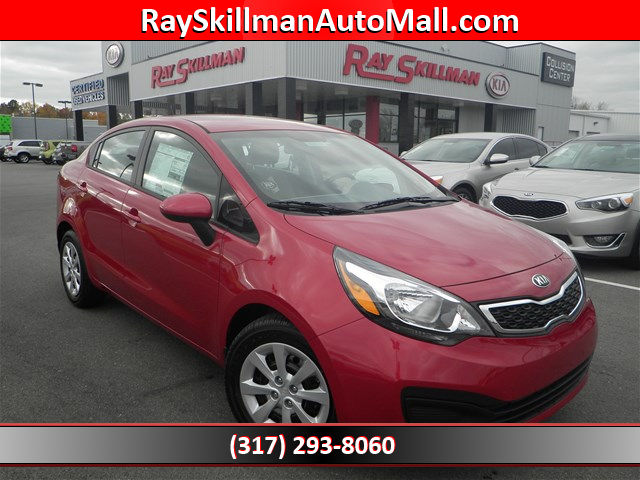 New Kia Rio 4DR SDN EX AT