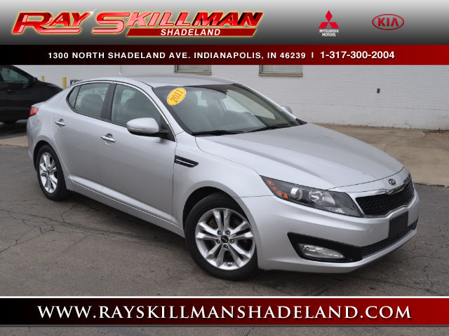 Used Kia Optima EX