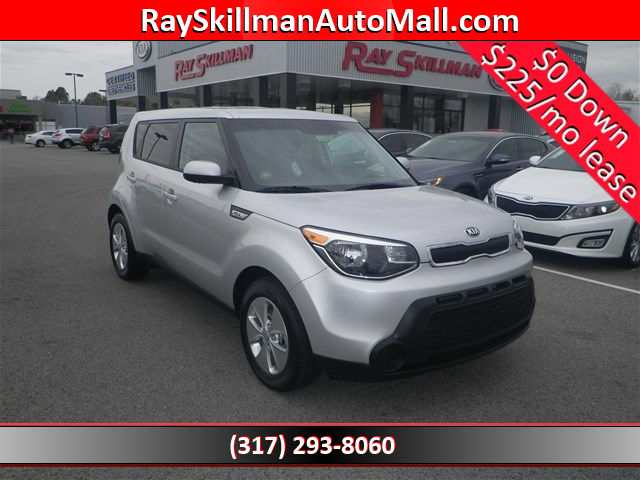 New Kia Soul 5DR WGN BASE AT